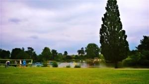 Dunorlan Park Lake Tunbridge Wells